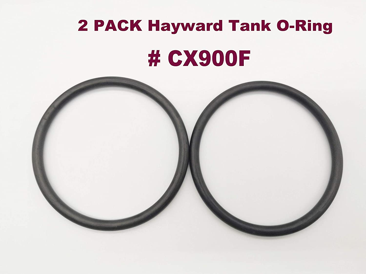 HAKATOP 2 Pack CX900F Filter Head O-Ring Replacement for Hayward Star-Clear Plus Cartridge Filter Series and Separation Tank O-240 U9-228