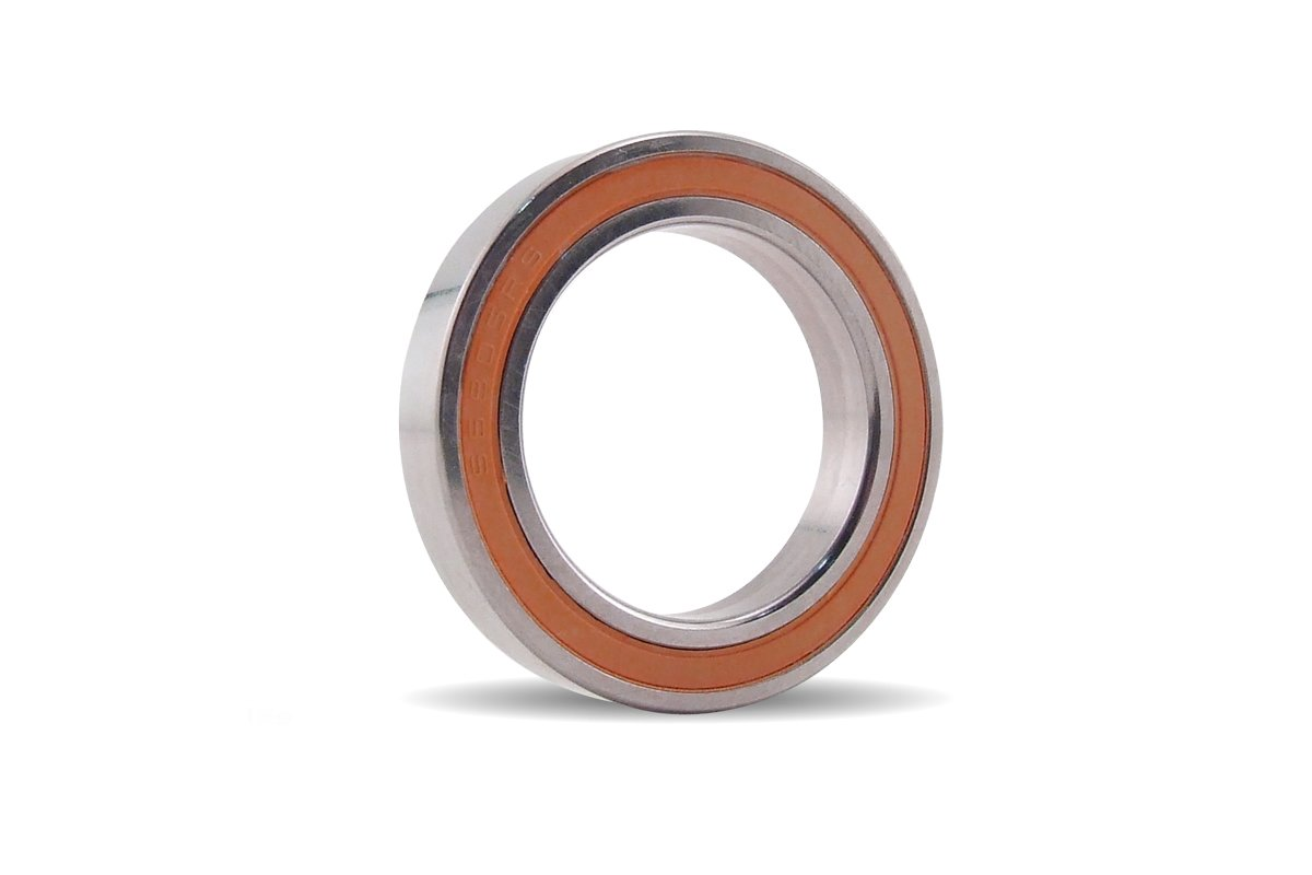 SMR607C-2OS #7 NB2, 7x19x6 mm, Stainless Steel Ceramic Hybrid Radial Bearing