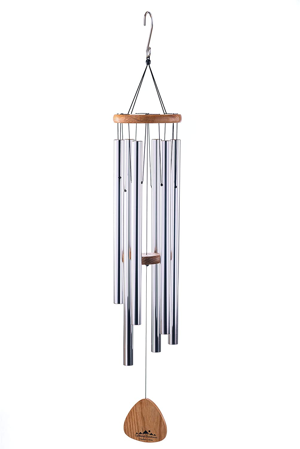 UpBlend Outdoors Wind Chimes for People who Like Their Neighbors 2 - an Amazing Addition to a Patio, Porch, Garden, or Backyard - 41