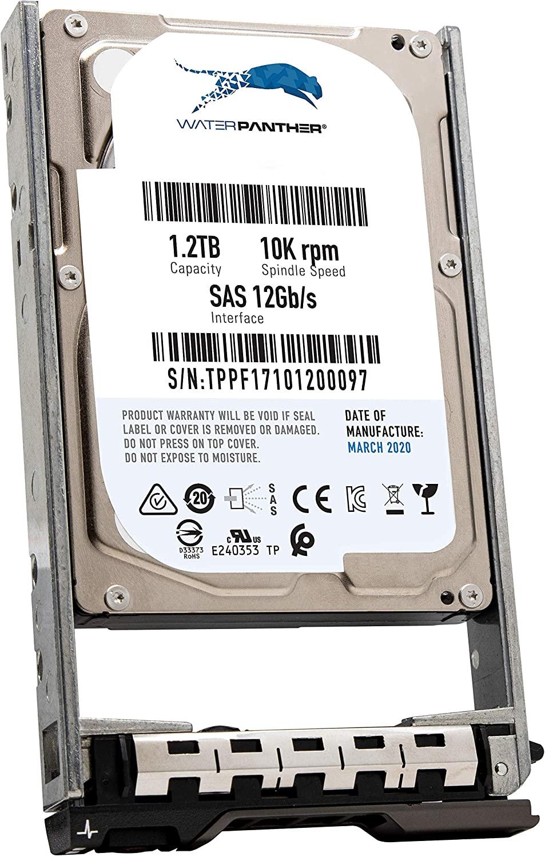 1.2TB 10K SAS 12Gb/s 2.5