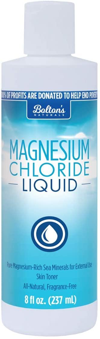Bolton's Naturals Magnesium Chloride Liquid