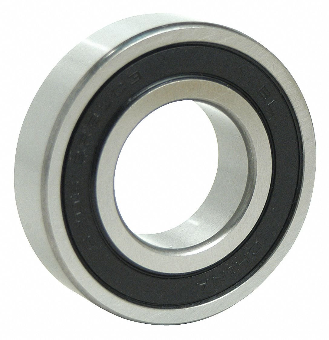 Radial Ball Bearing, PS, 20mm, 6004 2RS