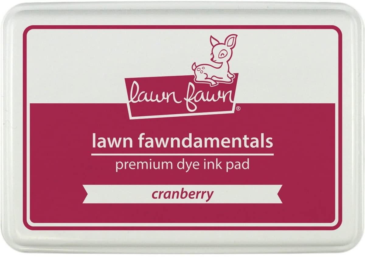 Lawn Fawn Dye Ink Pad-Walnut