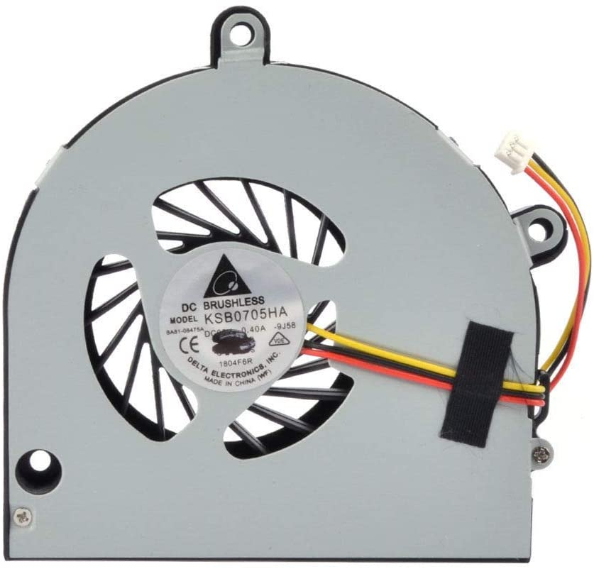 SWCCF CPU Fan for Toshiba Satellite A665-(S5176X S5177X S5184X S5186 S5187X S5199X S6080 S6085 S6087 S5170 S5171 S5173 S5179 S5180 S5181 S5182 S5183 S5183X S5184 S5185 S5187 S5189 S6050 S6056 S6065)