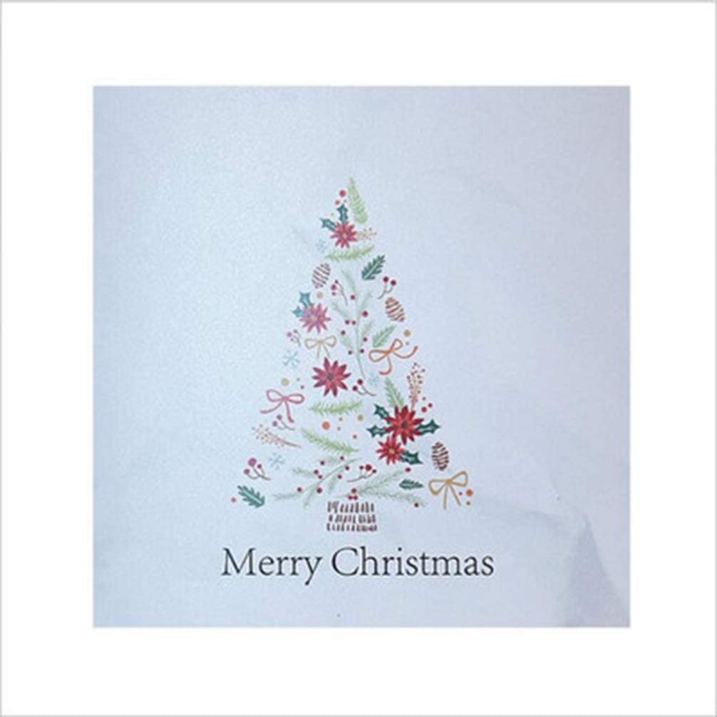 LIOOBO 3D Pop Up Christmas Card Cutout Greeting Card for New Year Holiday Xmas Gift (Christmas Reindeer Car)