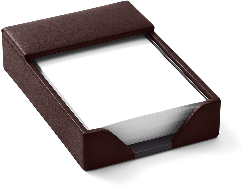 Leatherology Brown Memo Pad Holder