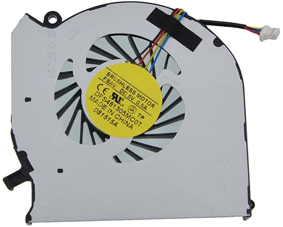New Laptop CPU Cooling Fan for HP Pavilion dv6-7000 dv6-7003xx dv6-7010us dv6-7013cl dv6-7014nr dv6-7015ca dv6-7020us dv6-7024nr
