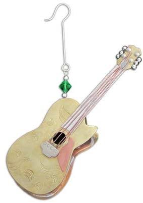 Pilgrim Imports Art Science Music Ornaments Acoustic Guitar
