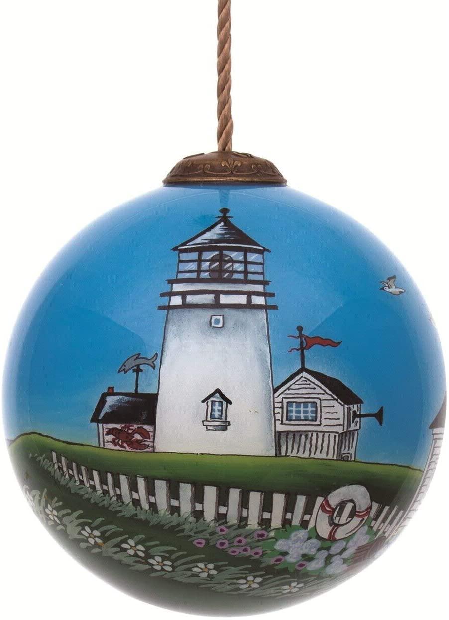 Inner Beauty Ornament Coastal Lightshouse # 1710600