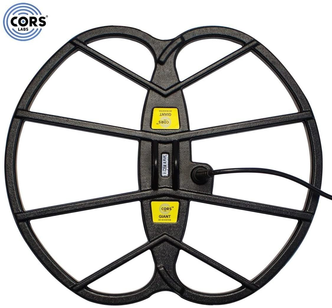 """CORS Giant 15""""x17"""" DD Search Coil for Teknetics Metal Detector"""