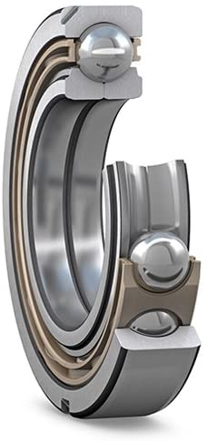 SKF 7002 CD/P4A Super Precision Angular Contact Bearing - 15 mm ID, 32 mm OD, 9 mm Width, 15 ° Contact, ABEC 7 (ISO Class 4), Open