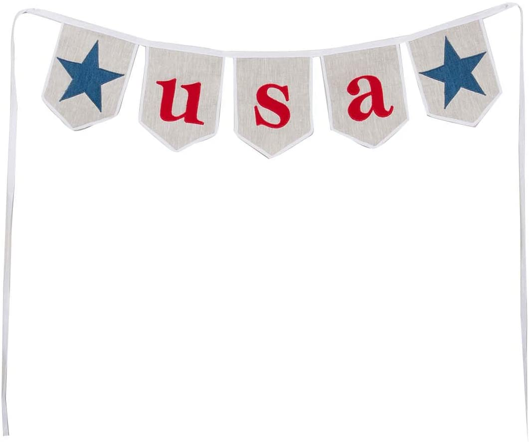 Glory Haus 7990504 USA Banner, Multicolor