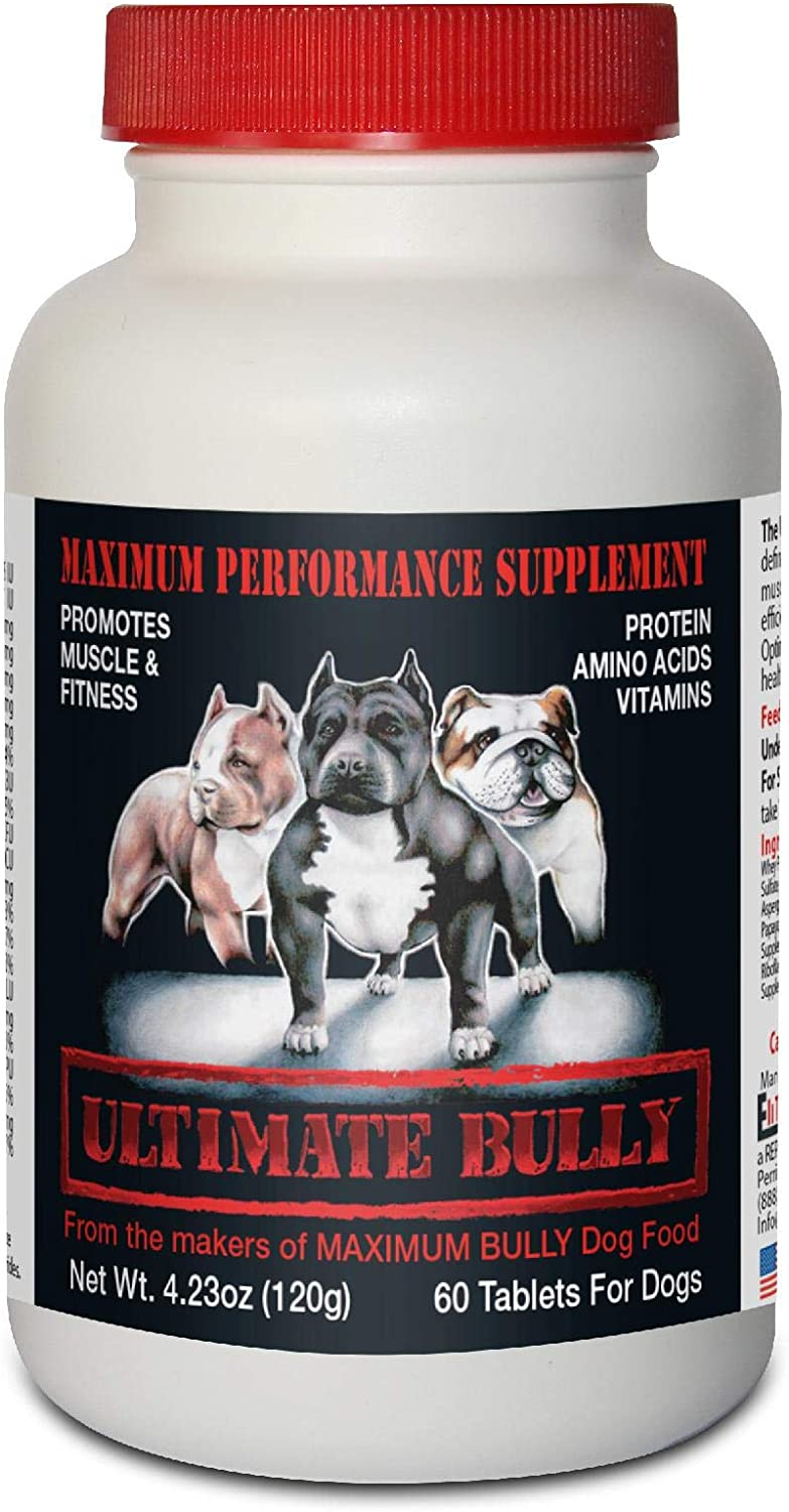 Ultimate Bully Maximum Performance Canine Supplement