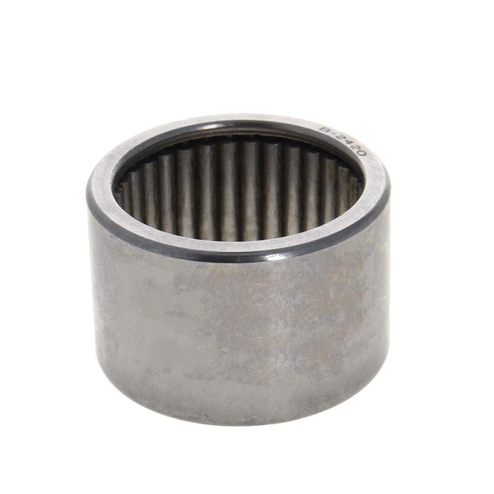 Othmro B2420 Needle Roller Bearings, Full Complement Drawn Cup, Open, 1-1/2-inch I.D. 1-7/8-inch OD 1-1/4-inch Limiting Speed 1pcs