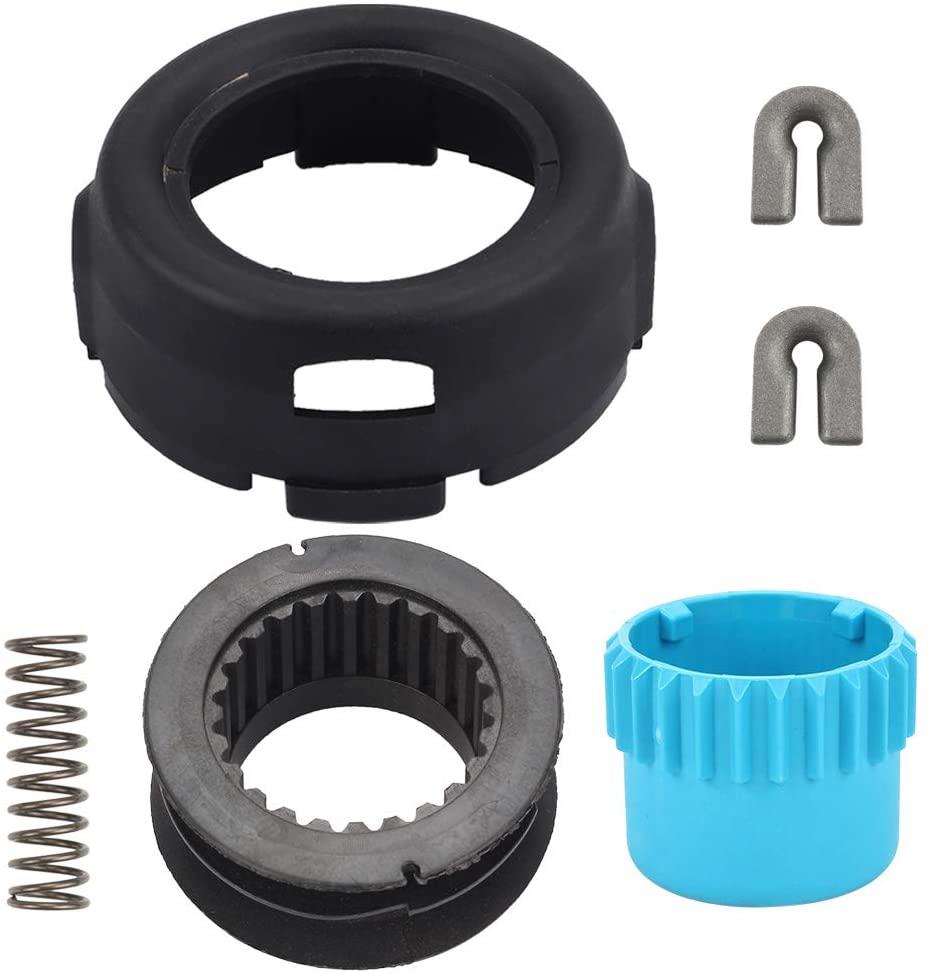 Trustsheer 544044402 Trimmer Head Housing + Spool + Bump Knob + Spring for Husqvarna T35 T35X S35 525L Trimmer Head Replace 537186001 537185801 537185701