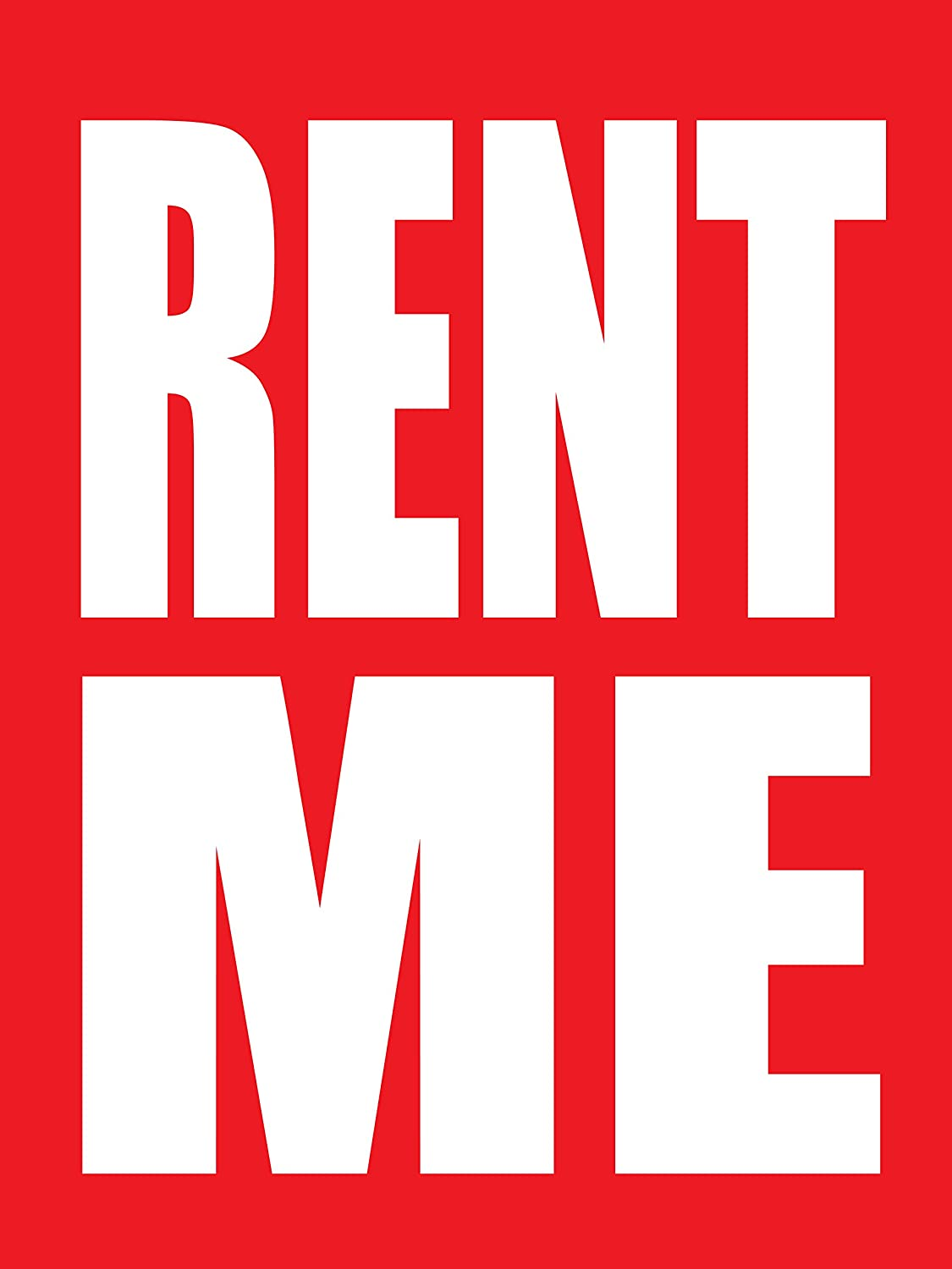 Rent Me Store Business Retail Sale Display Signs, 18