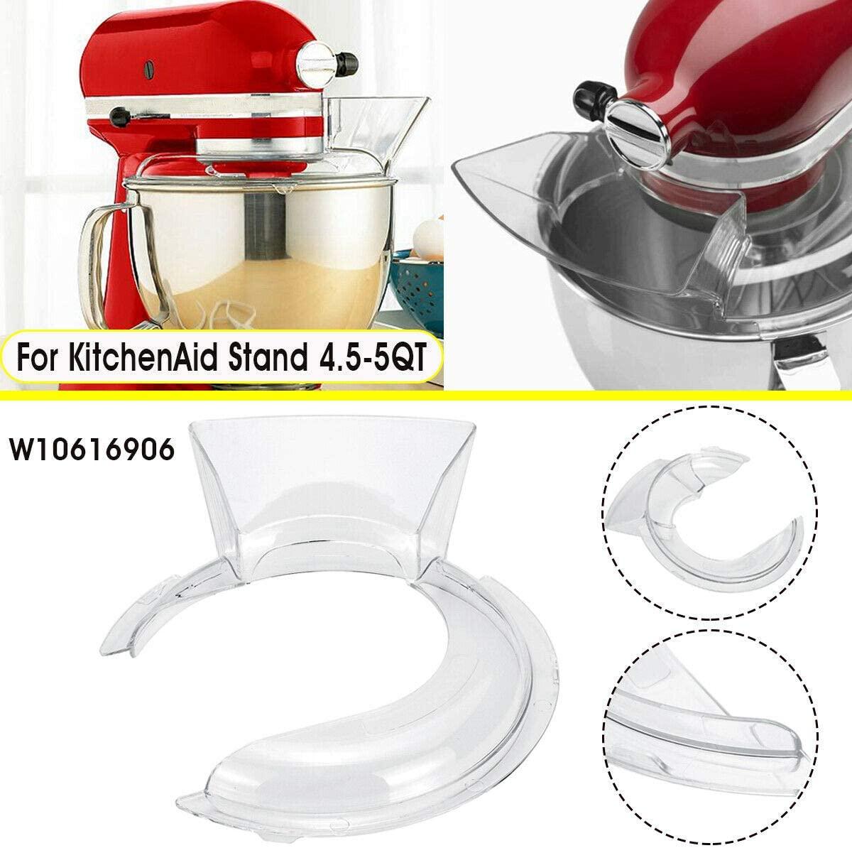 Pouring Shield For Kitchenaid Stand Mixer, Kitchenaid, KN1PS