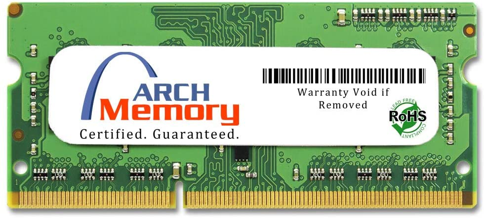 Arch Memory 2 GB 204-Pin DDR3 So-dimm RAM for Lenovo ThinkPad T410 2519 Series