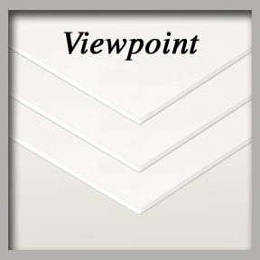 Viewpoint Acid-Free Foam Backing 5-Pack 9x12