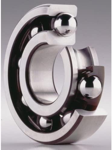 FAG (Schaeffler) 16015 - Radial/Deep Groove Ball Bearing - Round Bore, 75 mm ID, 115 mm OD, 13 mm Width, Open, C0
