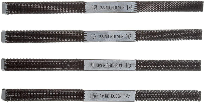 Crescent Nicholson 4 Pc. Thread Restoring File Set - T33024