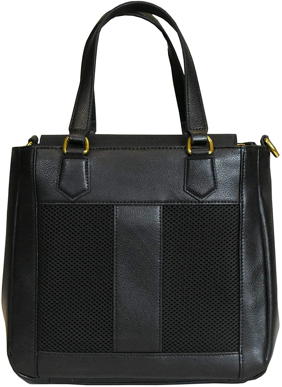Genuine Leather Handbag for The Inogen G3 POC/Inogen G3 Accessories/ G3 Carry Bag/G3 Batteries/Oxygen Acessories