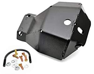 Rough Country Front Dana 44 Skid Plate (fits) 2007-2018 Jeep Wrangler JK | Differential Armor | 798