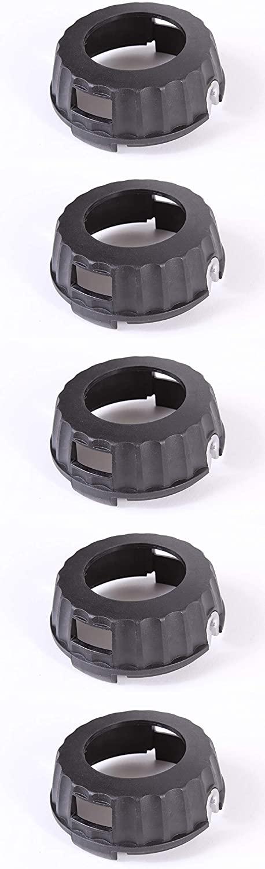 Husqvarna 5 Pack 545003365 Head Cover & Eyelets for Poulan PP125 PPB150E PPB330