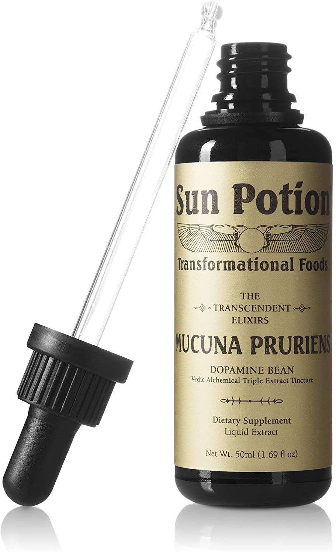 Mucuna Pruriens Transcendent Elixir: an Ayurvedic Digest + Detox Tonic