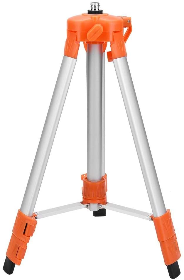 Tripod Level Stand, Adjustable Tripod Level 1.2/1.5M Stand Self-Leveling Measurement Tool Tripod Stand(1.2m)