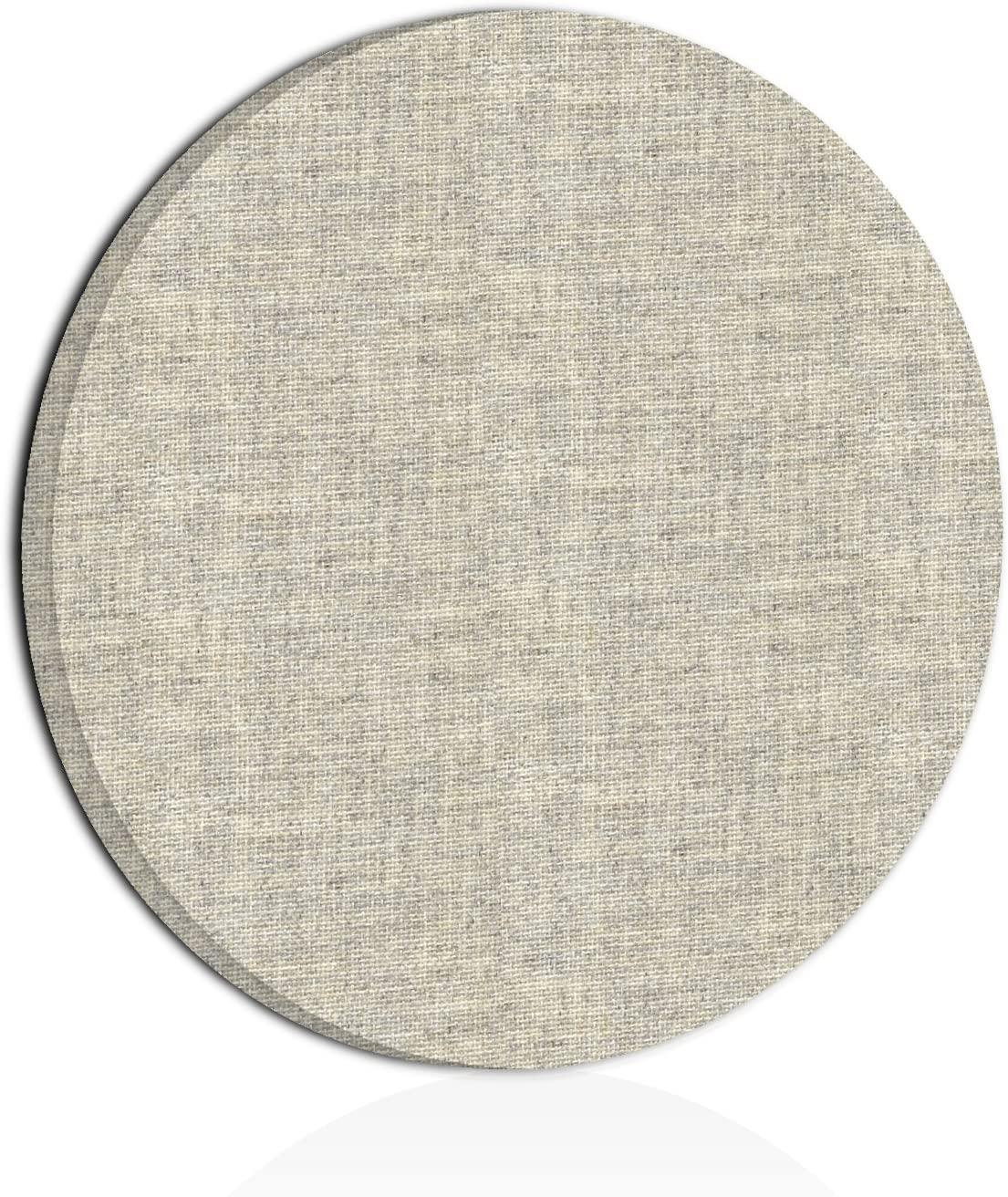 "[2-Pack] ADW Acoustic Panel Circle - 24"" Diameter X 2"""