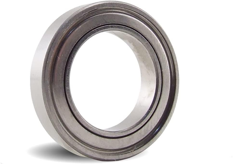 SMR147C-YZZ #5 NB2, 7x14x5 mm, Stainless Steel Ceramic Hybrid Radial Bearing