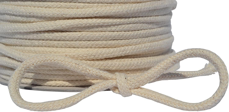 MIXTRADER Cotton Rope 16 Strand 8mm (10m)