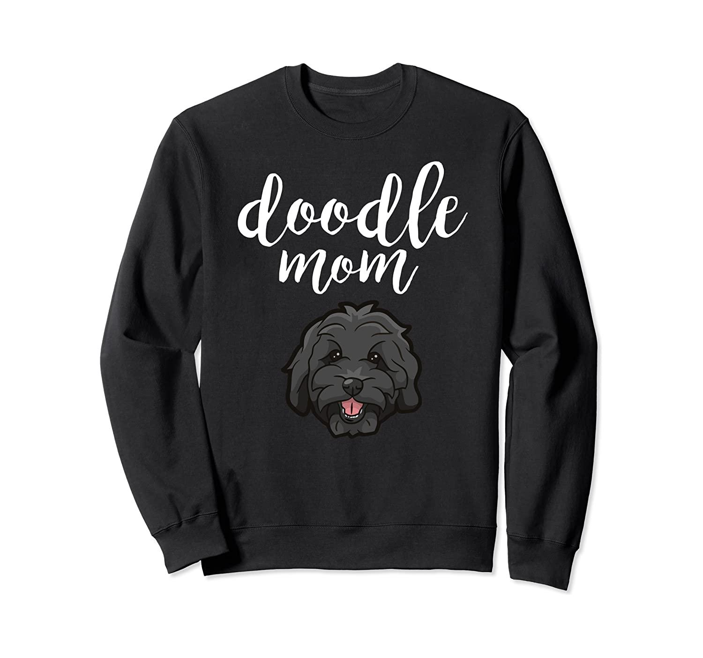 Goldendoodle Mom - Doodle Mom Cute Dog Gift Sweatshirt