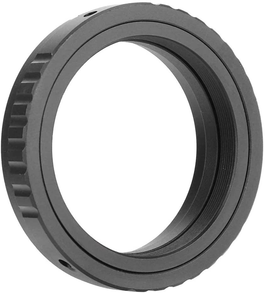 Telescope Eyepiece Adapter, M480.75 Mount Lens Adapter Manual Focus for Canon Nikon DSLR(for Canon)
