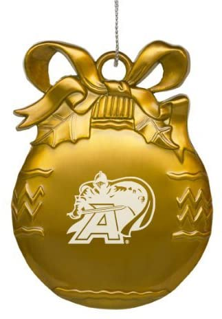 Army - Pewter Christmas Tree Ornament - Gold