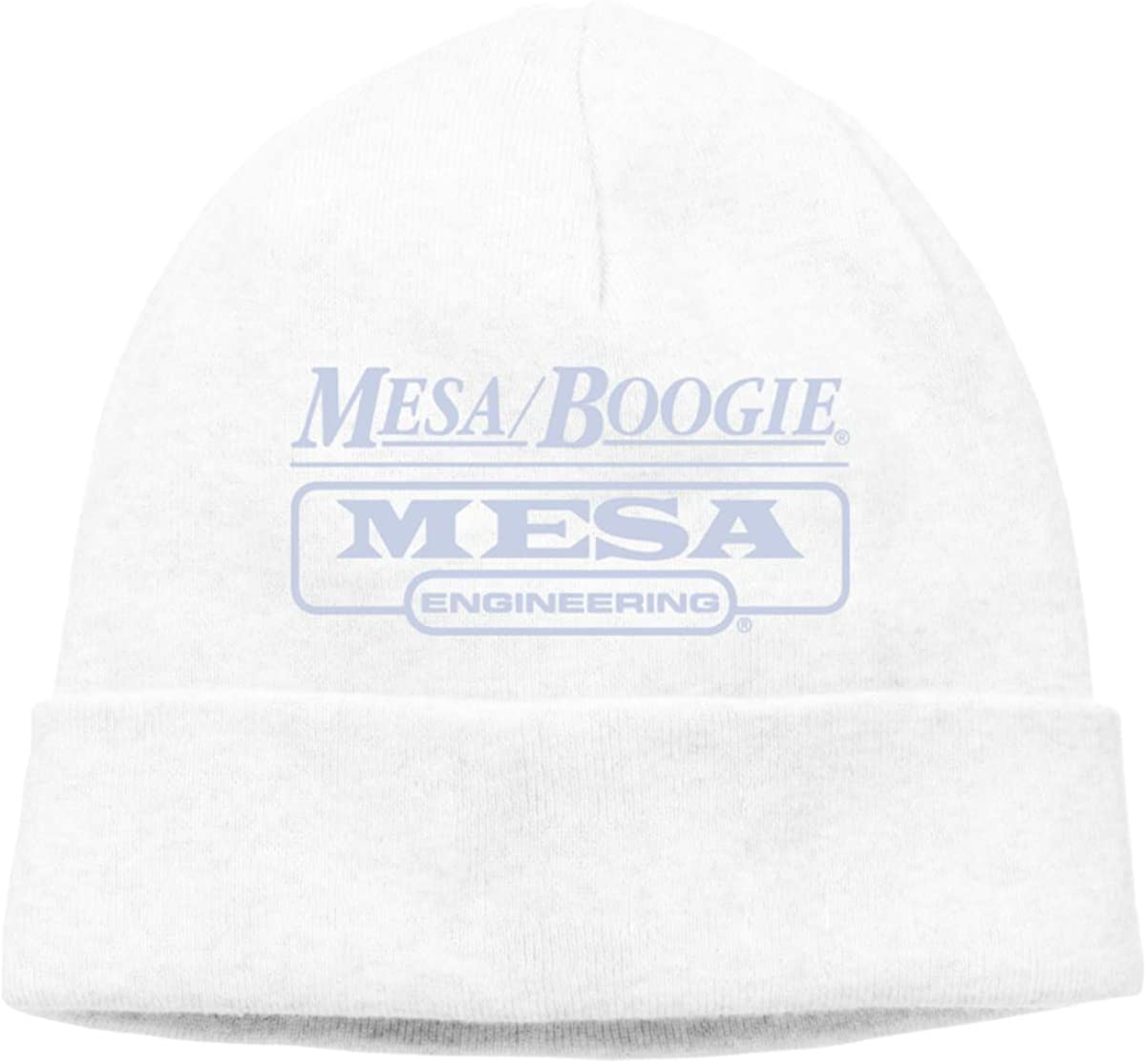 Donmlier Unisex Casual Mesa Boogie Logo Logo Thin Section Hat Hedging Cap Black