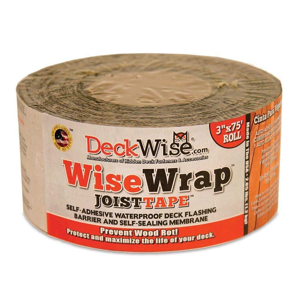 DeckWise WiseWrap Joist Tape - 3