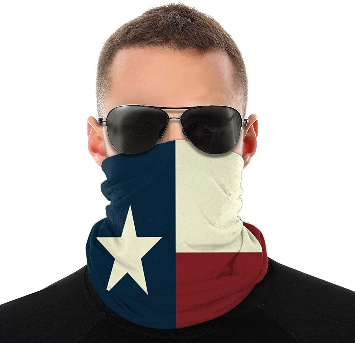 The USA America States Flag Unisex Bandana Seamless Scarf Headband Outdoor Sweatband Headwear