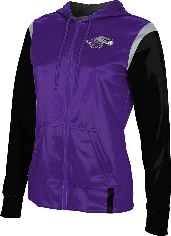 ProSphere University of Wisconsin-Whitewater College Women's Zipper Hoodie, School Spirit Sweatshirt (Tailgate)