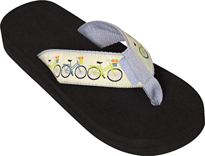 Tidewater Women's Beach Cruiser Sandals & Sunscreen Spray Bundle