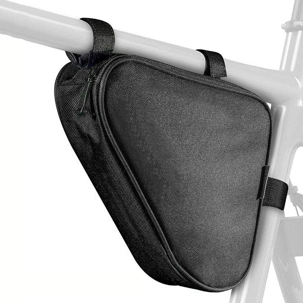 YITAQI Sport Bicycle Bike Storage Bag Triangle Saddle Frame Pouch,Adjustable Mountain for Cycling Outdoor Bicycle Riding Storage