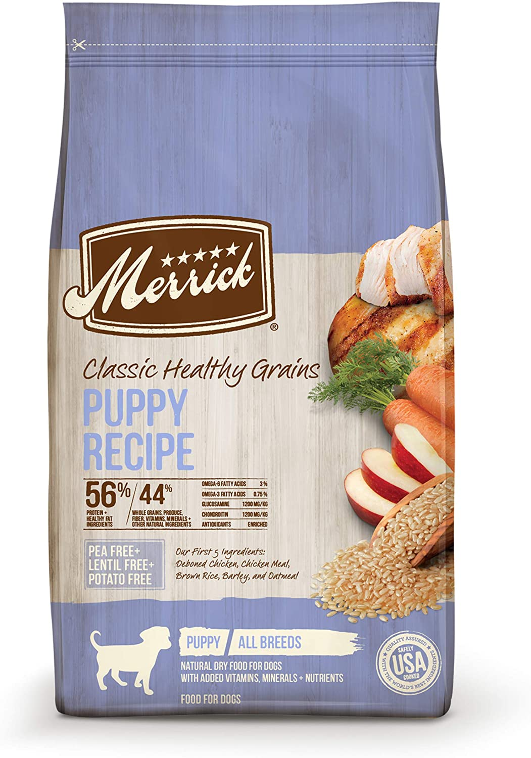 Merrick with Healthy Grains Dry Dog Food