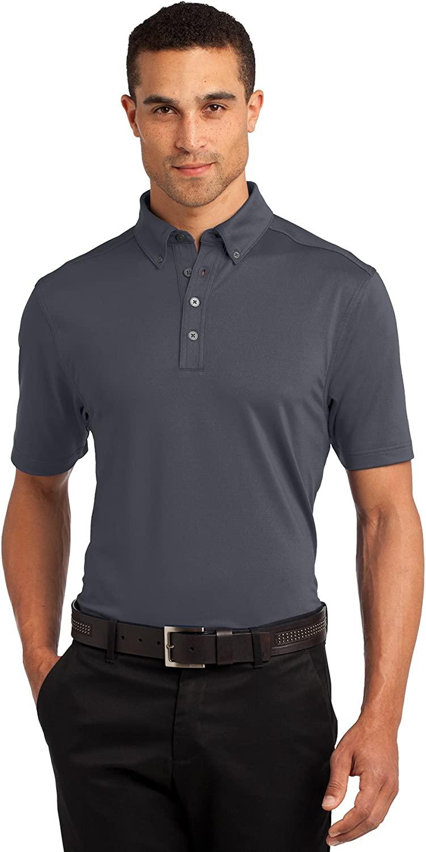 Averill's Sharper Uniforms Men's Server Stretch Moisture Wicking Polo Shirt
