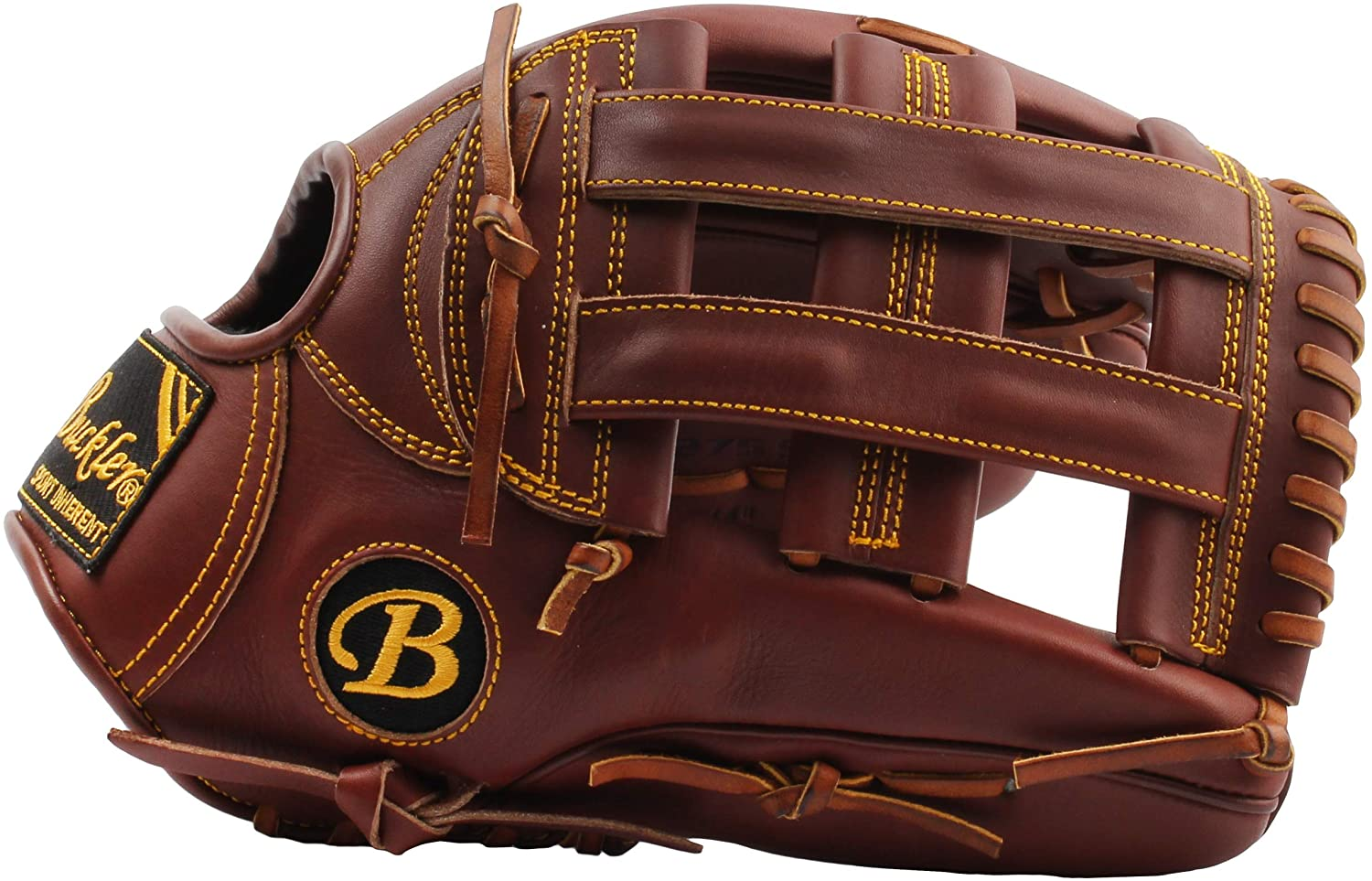 BUCKLER 'Core' Series - KIP Leather Baseball Gloves - Outfield - 12.75