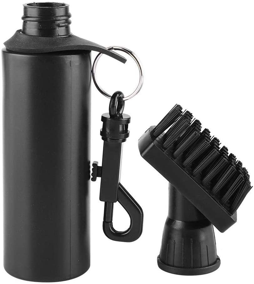 VGEBY Golf Water Dispenser Cleaner, Golf Club Cleaning Brush Golf Sprinkler Brush Club Groove Cleaner Set