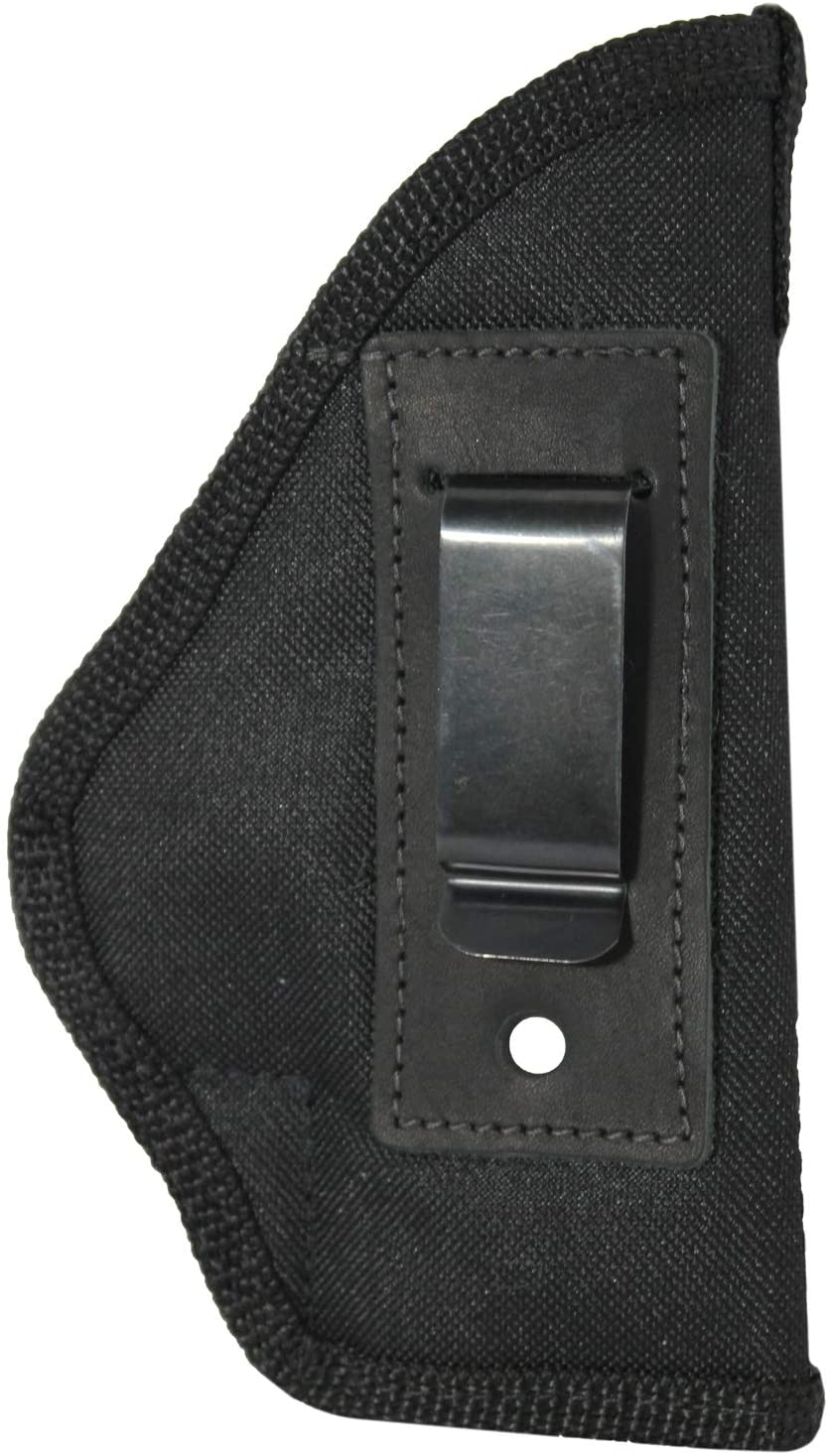 Barsony New Inside The Waistband Gun Holster for Compact Sub-Compact 9mm .40 .45
