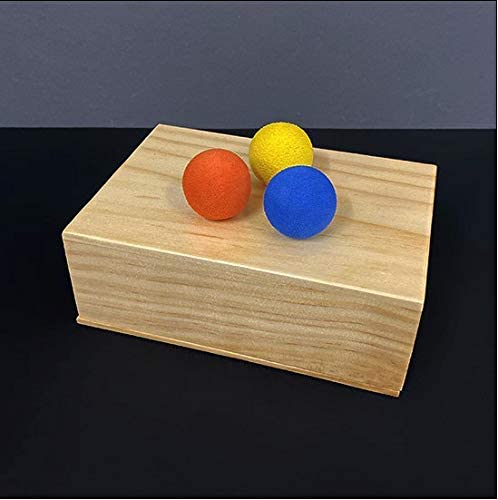 SUMAG Balls in Box Magic Trick
