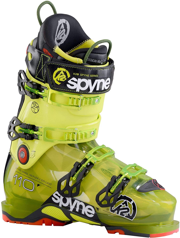 K2 Spyne 110 HV 102mm Ski Boots Kids