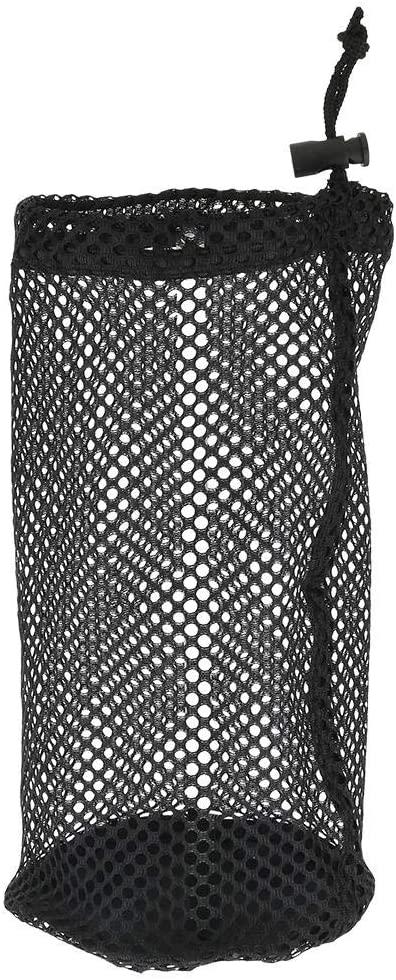 VGEBY Golf Ball Mesh Bag Nylon Storage Pouch Drawstring Net Bag Large Size 48-56 Balls Super Strong Carrying Holder Golf Ball Tools
